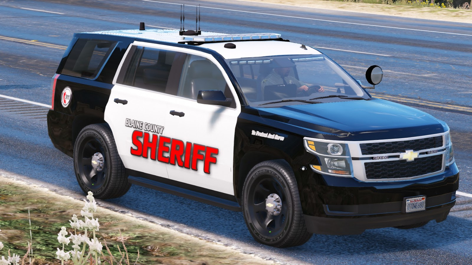 2015 ELS Chevy Tahoe By POLICESCO | AcePilot2k7